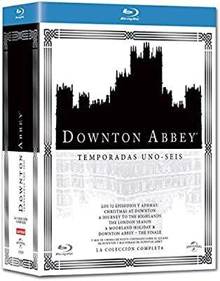 Downton Abbey. Temporada 1-6 Blu-Ray.