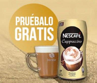 Nescafe Cappucino [Reembolso]