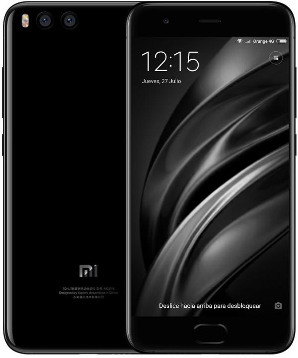 Xiaomi Mi6 6GB / 64GB Garantía dos años españa