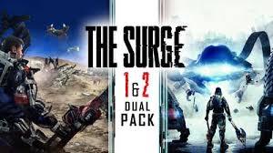 STEAM - THE SURGE 1 & 2 - DUAL PACK