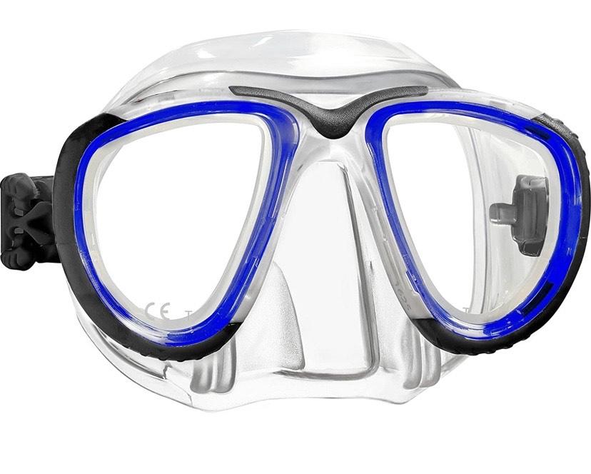 Máscara de Natación, Unisex Adulto