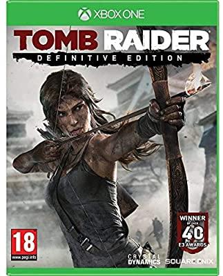 Tomb Raider:Definitive Edition (Xbox one)