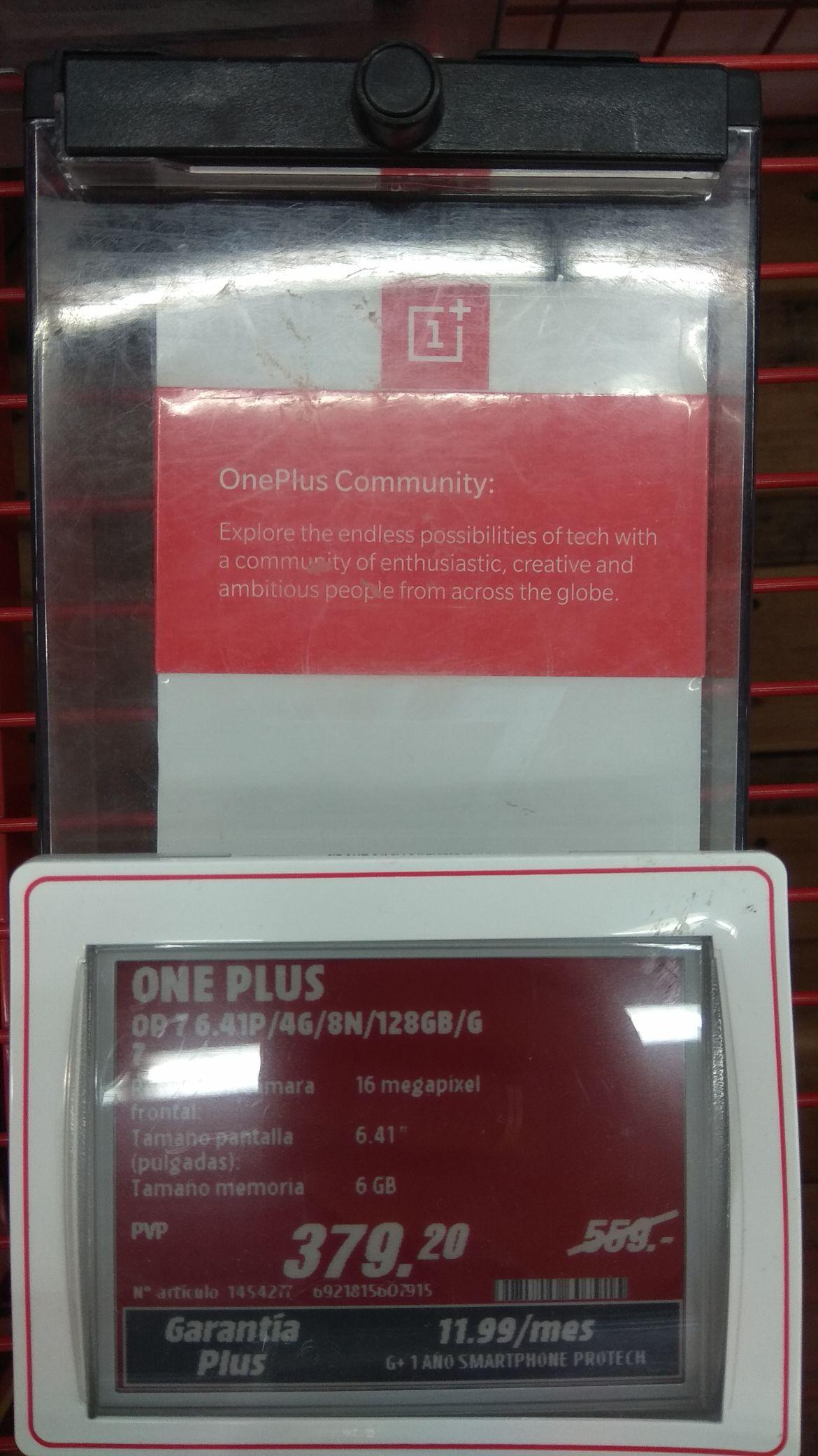 Oneplus 7 6GB/128GB