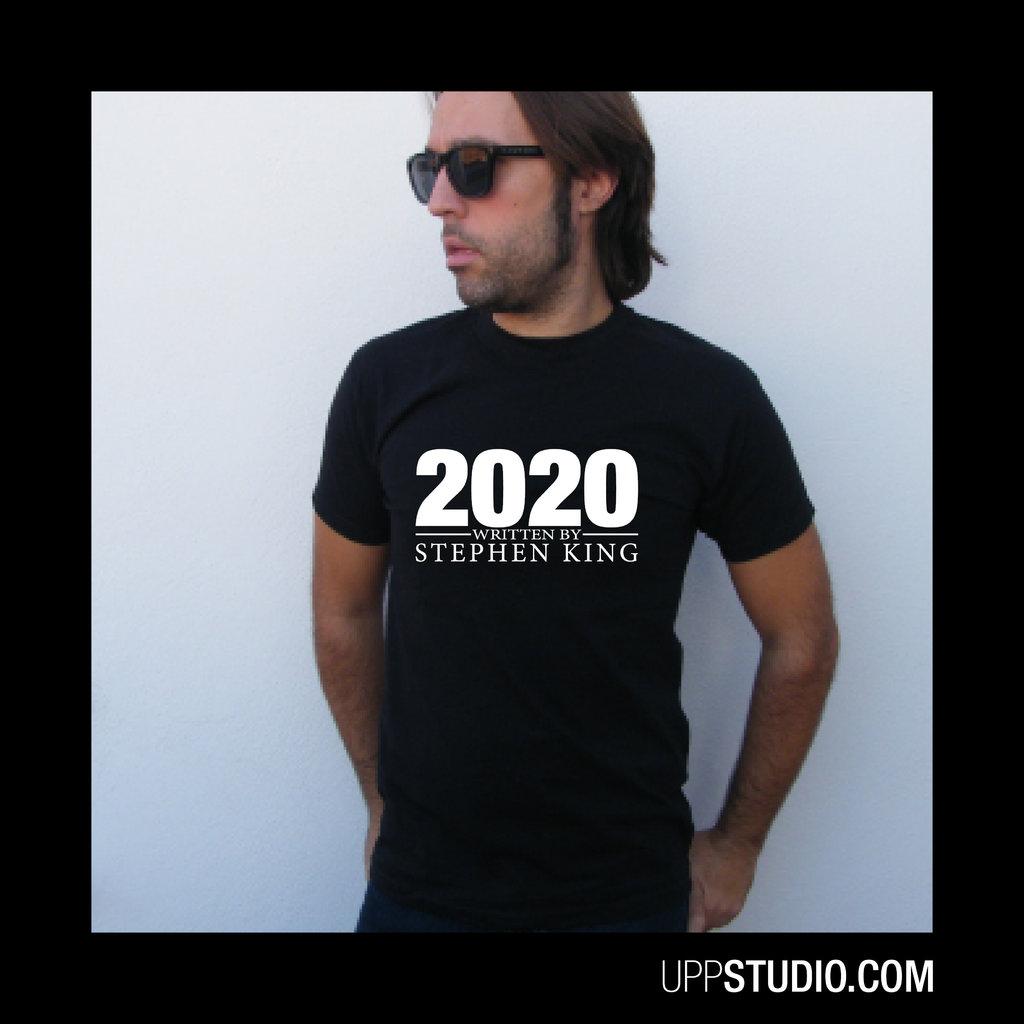 Llévate GRATIS la camiseta del año 2020 comprando cualquier otra camiseta en UppStudio