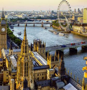 Londres 136€/p = 4 noches en hostel con vuelos ida/vuelta incluidos
