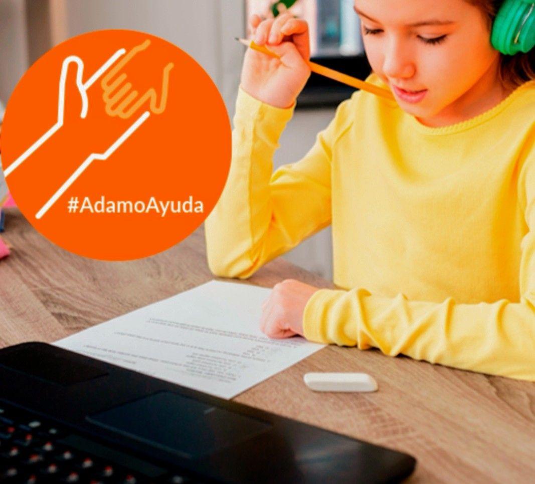 Adamo Telecom ofrece gratis Internet fibra óptica a familias en riesgo de exclusion social