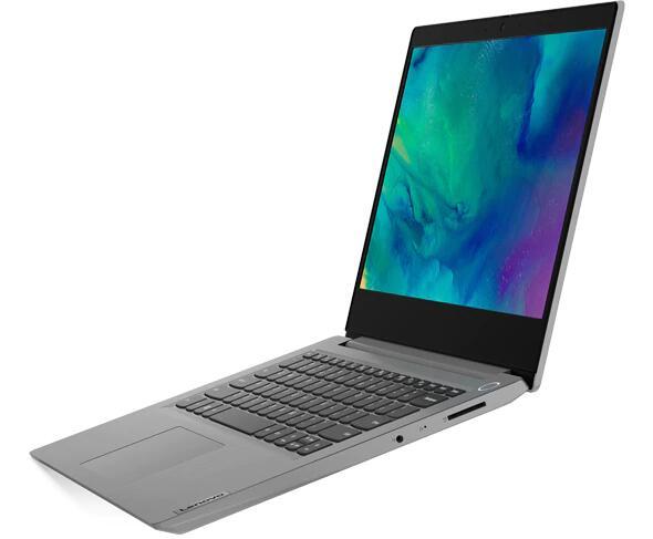 """Lenovo IdeaPad 3 14"""" i3 10ª gen 8GB 256GB SSD"""