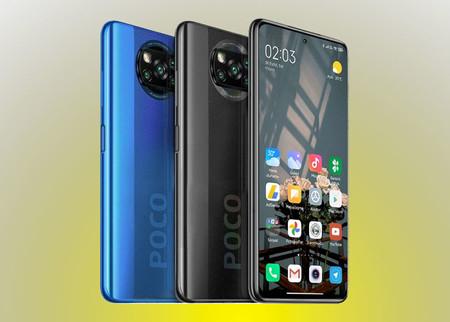 POCO X3 NFC - Version 64GB (Venta Flash día 15)