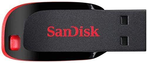Sandisk Cruzer Blade. USB 2.0 64GB.
