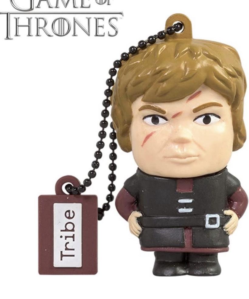 Llave USB 16 GB Tyrion - Memoria Flash Drive 2.0 Original Game of Thrones