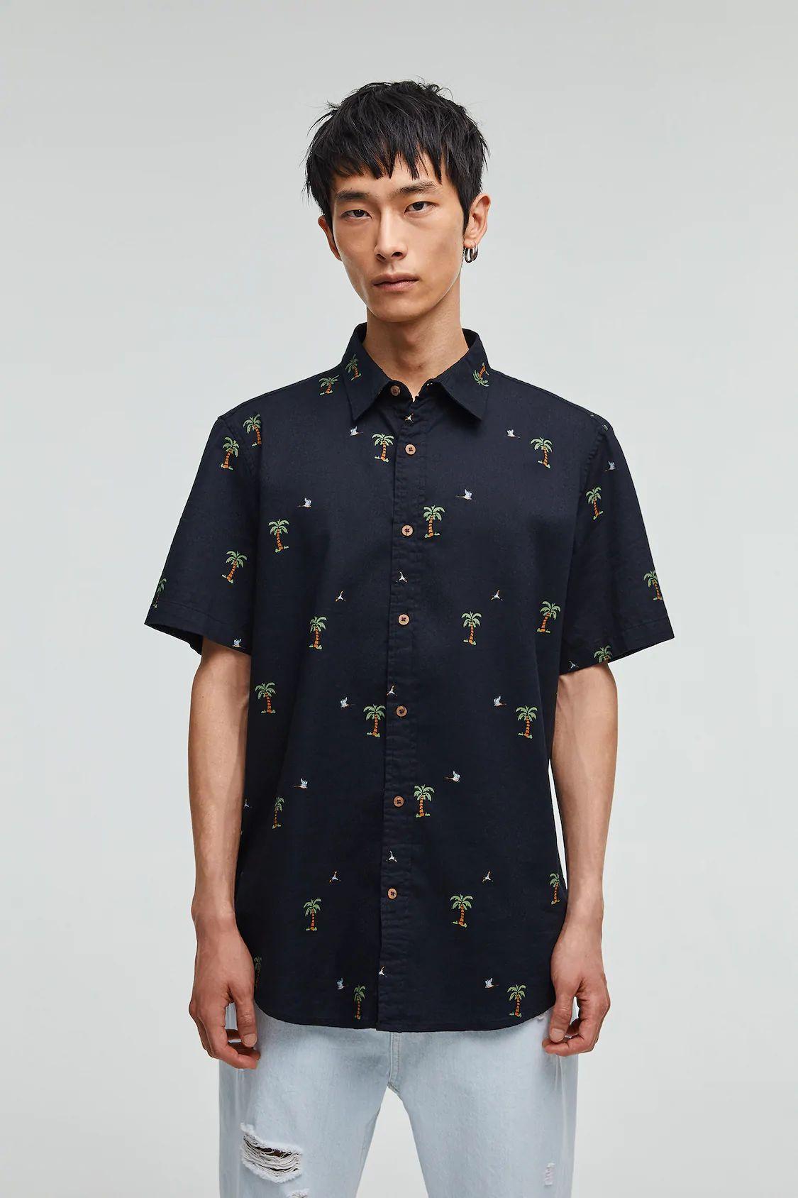 Camisa veraniega. Tallas XS a L. Envío gratis a tienda