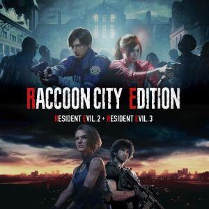 Raccoon City Edition PS4 (Resident Evil 2 + 3)