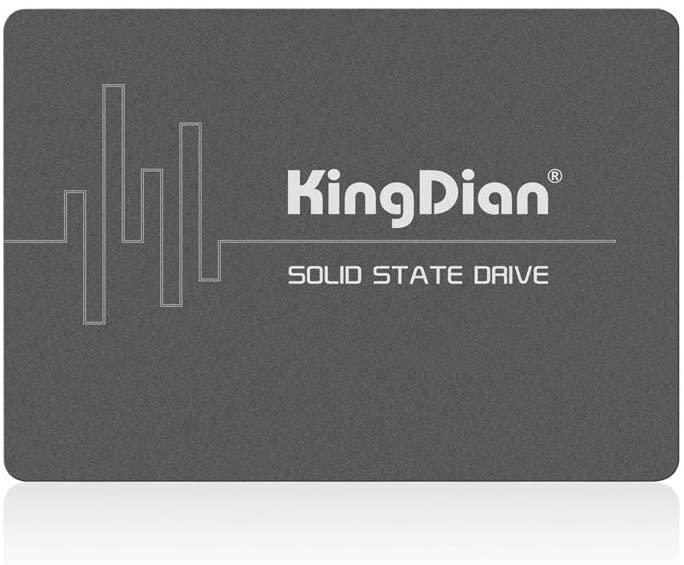 KingDian SSD 120GB 14,15€ / 240GB 23,54€ / 2TB 118,99€
