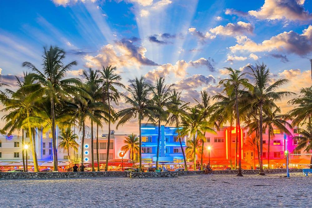 Vuelos directos a Miami por 177€ ida y vuelta [Marzo 2021]