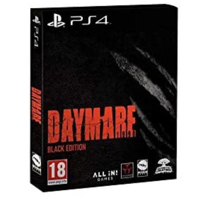 Daymare: 1998 - Black Edition *Mínimo histórico*
