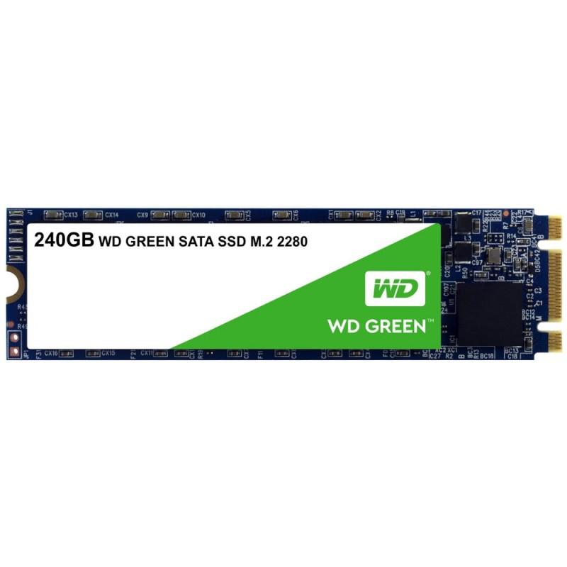WD Green SSD 120GB M.2 solo 20.8€