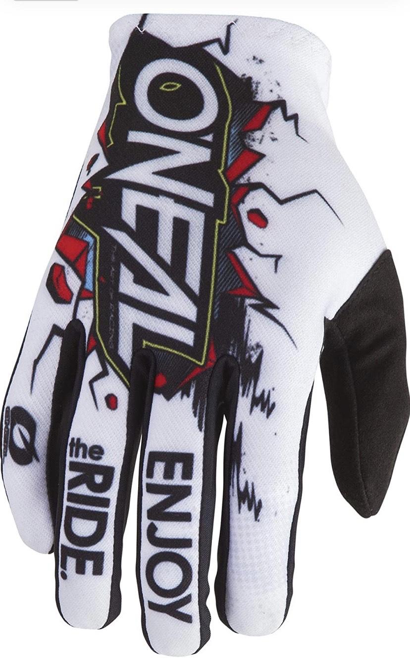 Talla XL guantes moto Oneal Matrix Youth Protecciones MX Motocross