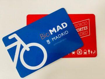 Abono anual por 15€ y Bicimad Go gratis