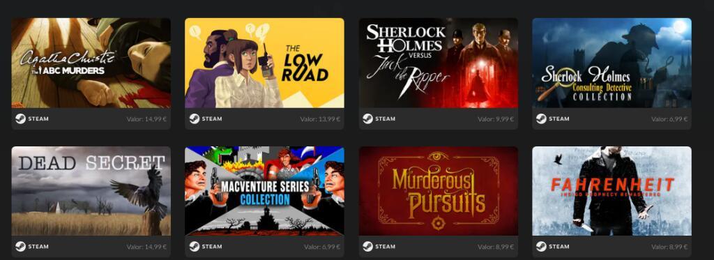 Undercover Bundle 2, hasta ocho juegos Steam para PC