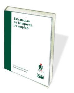 """Libro """"Estrategias de búsqueda de empleo"""" del CEF y la UDIMA gratis en PDF"""