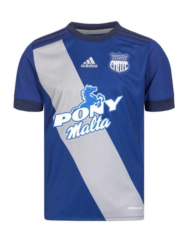 Club Sport Emelec adidas Niño Camiseta Primera Equipación