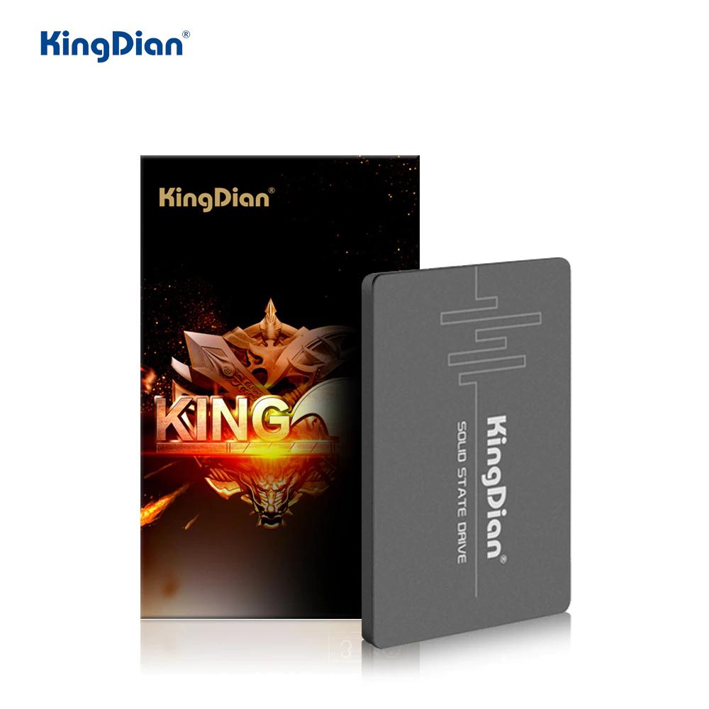 SSD Kingdian // 120Gb - 14,16€ // 128GB - 14,60€ // 256GB - 22,89€ // 480Gb - 36,89€ // 1Tb - 69,20€ //