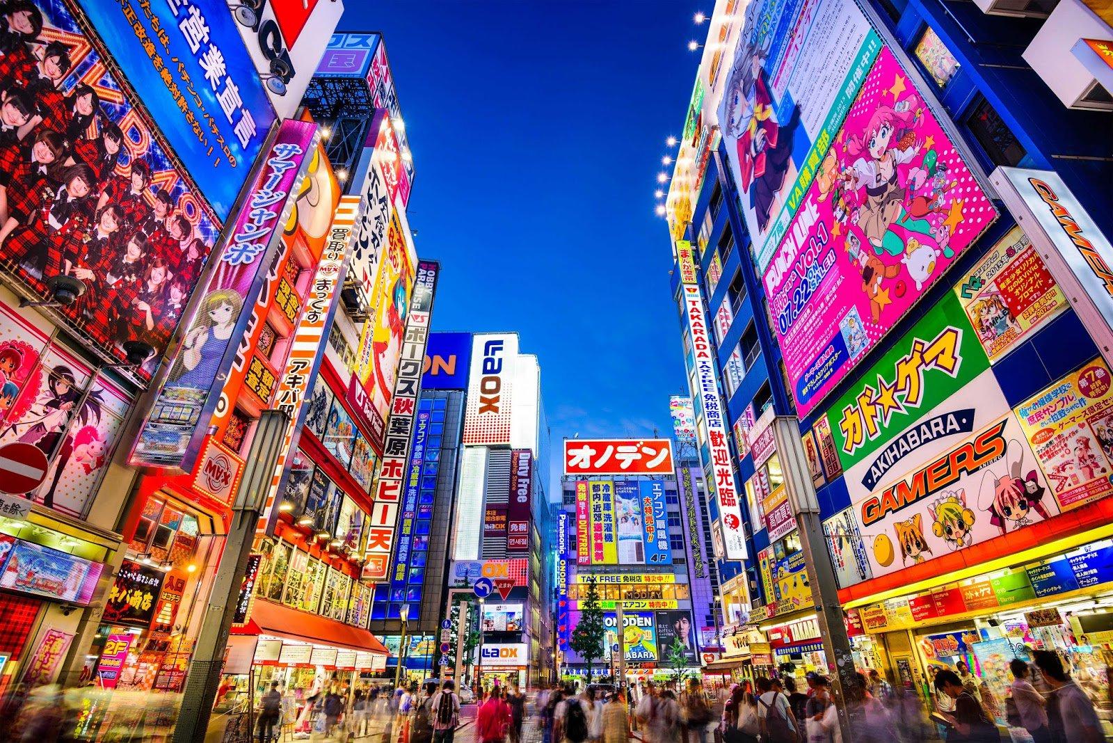 TOKIO: VUELOS + 7 NOCHES POR 531 EUROS