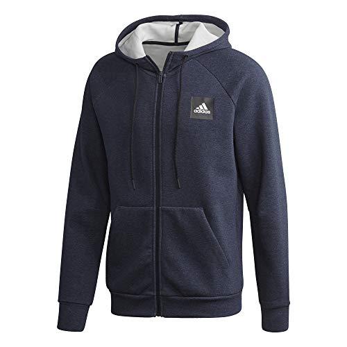 Adidas Must Haves Stadium Hooded Hombre TALLA L