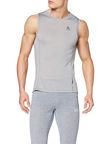 Camiseta Odlo Natural+Light en lana y lyocell. Talla S