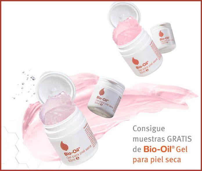 Muestra Gratis Bio-Oil para pieles secas