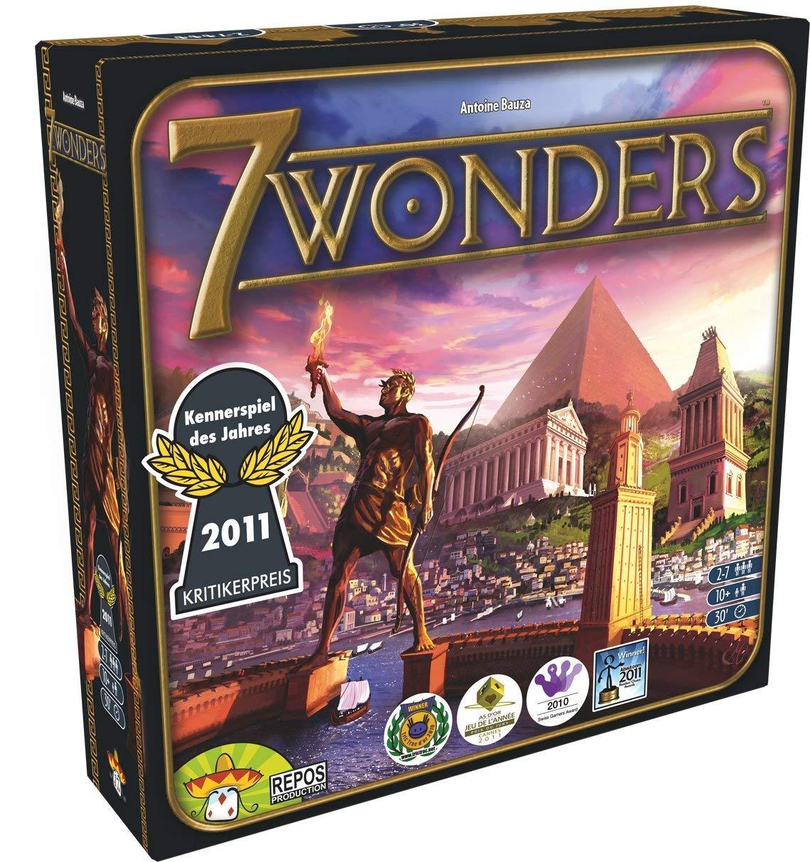 JUEGAZO DE MESA 7 Wonders