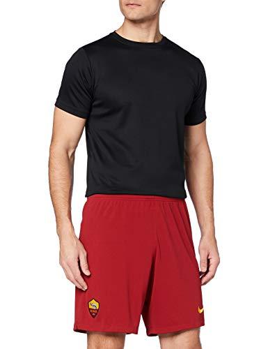 TALLA XL - NIKE A.S. Roma 2019/20 Stadium Home/Away - Pantalones Cortos Hombre
