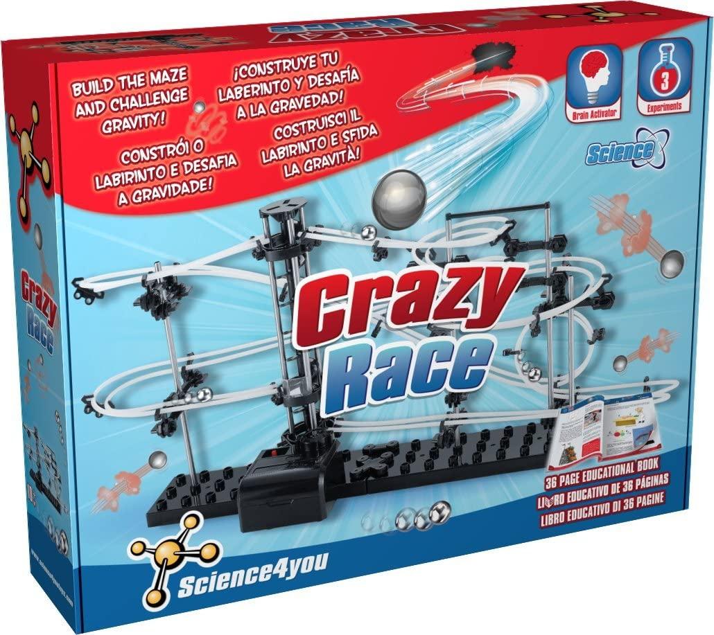 Crazy Race juguete educativo solo 12.5€
