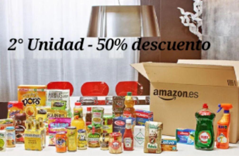 2° unidad - 50% desc. en + de 20 productos.Alimentación/Bebé