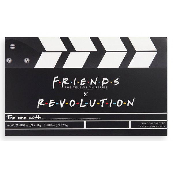 Primor: Paletas de sombras Friends x Revolution rebajados