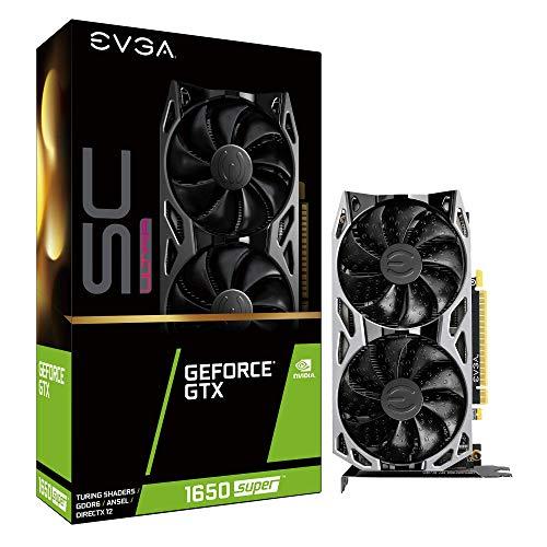 EVGA GeForce GTX 1650 SUPER SC ULTRA GAMING 4GB