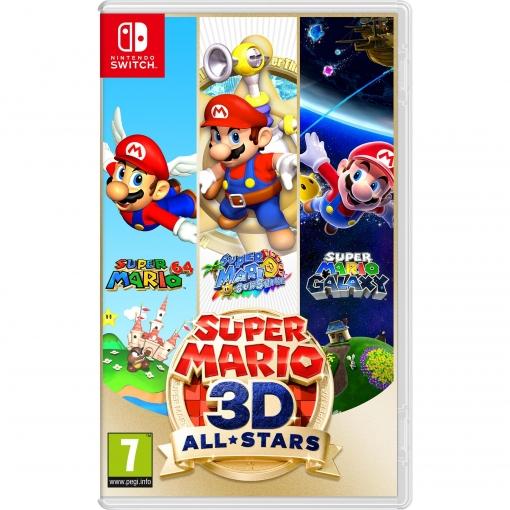 Super Mario 3D All Stars En Carrefour + Envío Gratis
