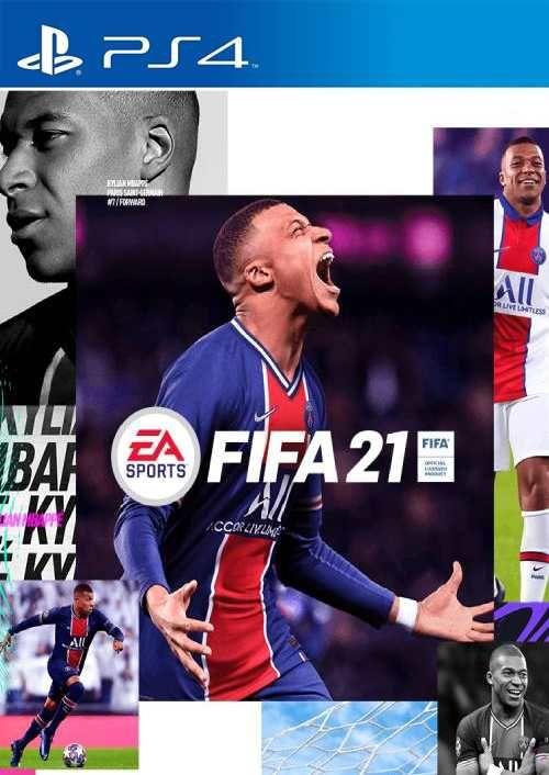 FIFA 21 PS4 Digital 47.39€
