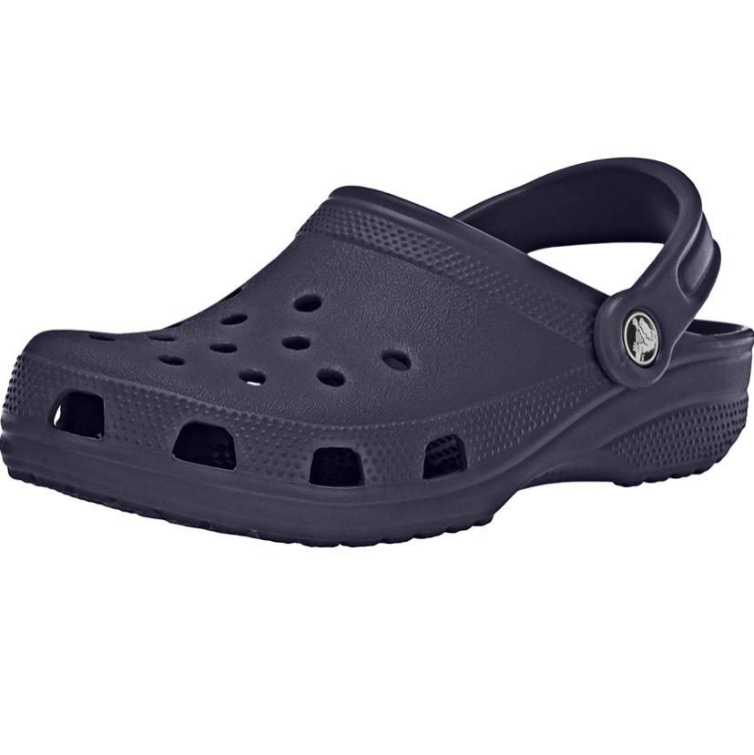Crocs azules adulto