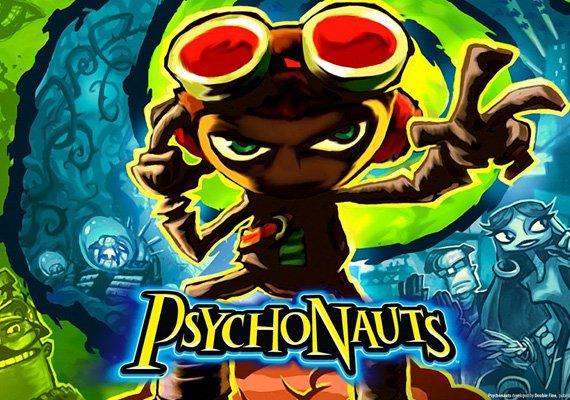 Psychonauts [Steam, PC/Mac/Linux]