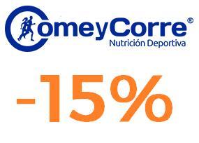 15% y envío gratuito en compras superiores a 40€ [Excepto Outlet y pack ahorros]