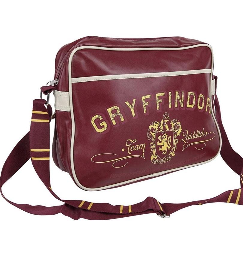 Bolsa retro de Harry Potter (Gryffindor) 40 x 30 x 12 cm.