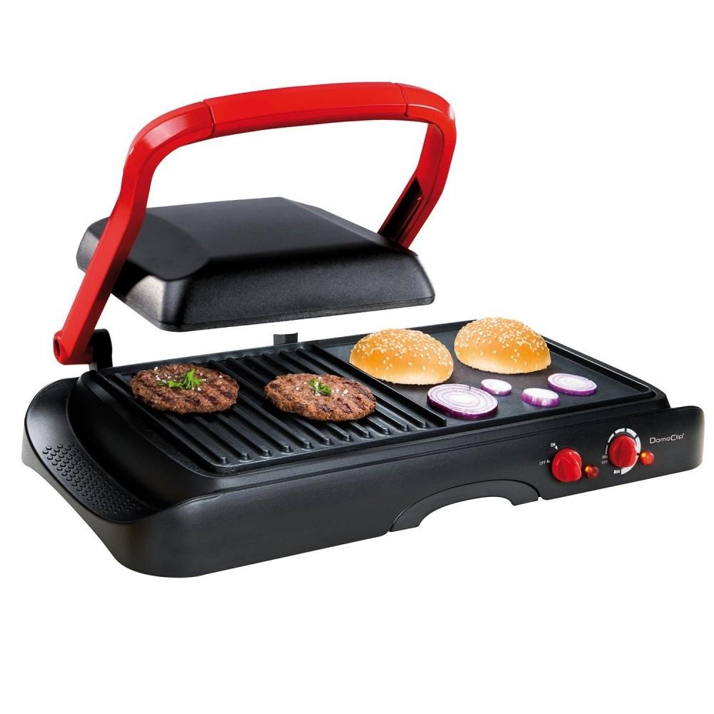 Plancha y grill