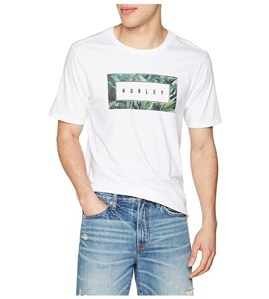TALLA S - Hurley Time To Grow PRM tee SS - Camisetas Hombre