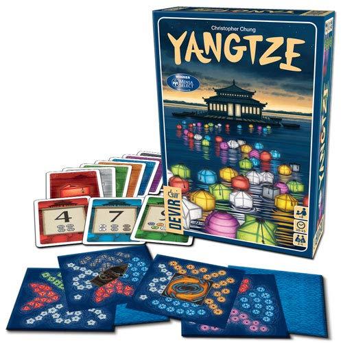 Juego de mesa Yangtze de Devir
