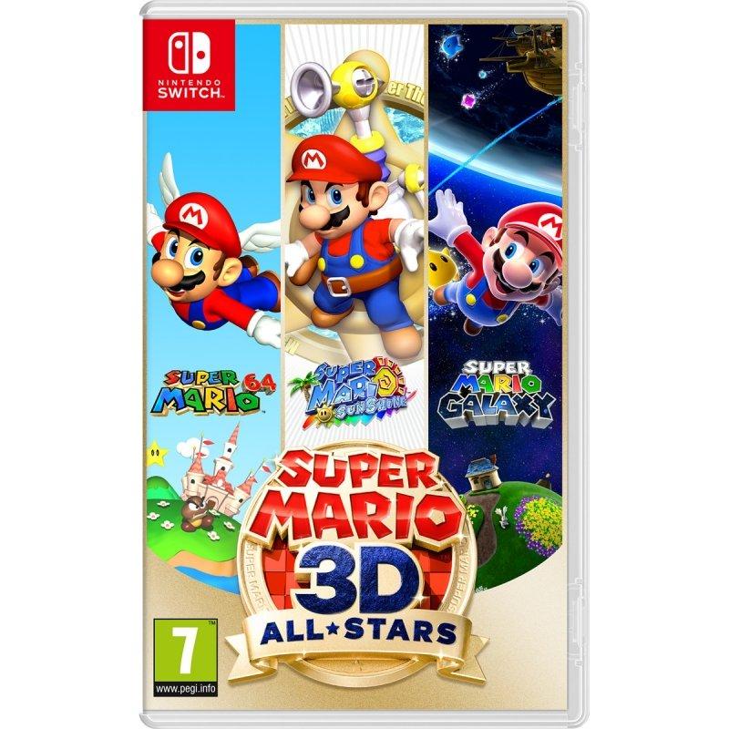 Super Mario 3D All Stars + Envío Gratis en MediaMarkt