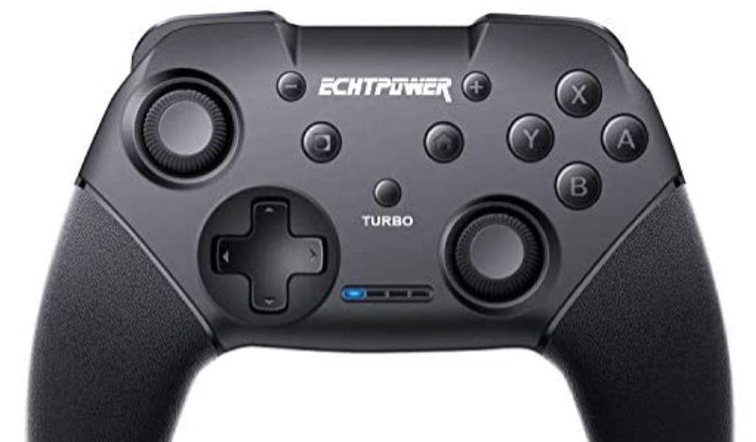 Mando para Nintendo Switch Apoya Vibración, Turbo y Giroscopio, Controlador Bluetooth Inalámbrico y Recargable *mínimo histórico*