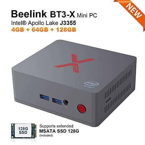 Beelink BT3-X - Mini Ordenador de Sobremesa con Windows 10