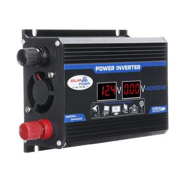 4000W Car Power Inverter 12V-220V