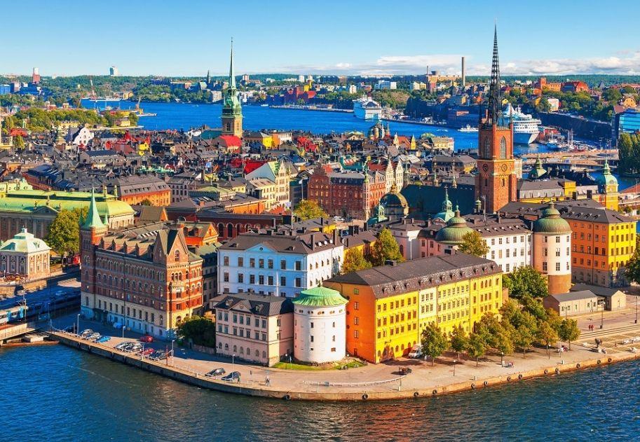 Estocolmo (Suecia) 3 noches hotel 3*(Cancelación gratis) + Desayunos + Vuelos (Málaga y otros) (PxPm2)